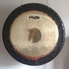 Lionheart, my first gong...