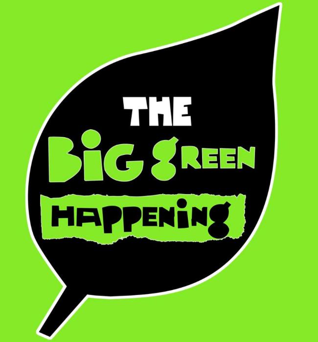 Big Green Happening