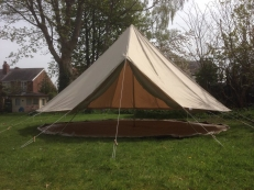 Flying Bell Tent